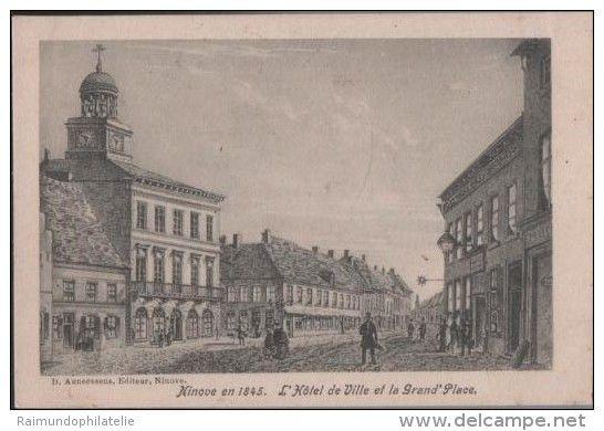 Ninove - 1845 Stadhuis