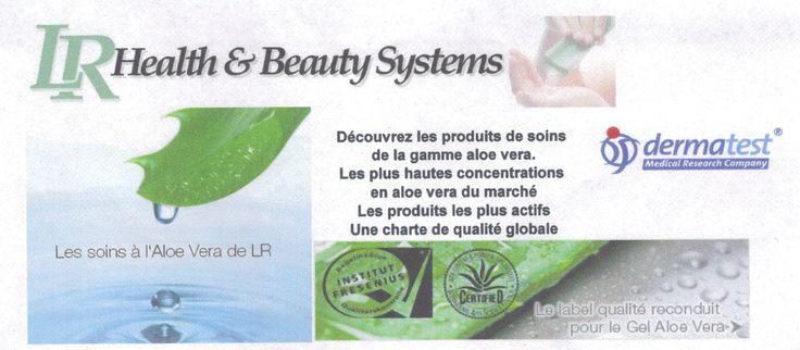 LR Health and Beauty Systems