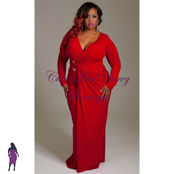 Beautiful Plus Size Long Red Dress Pictures - Mikejaninesmith.us ...