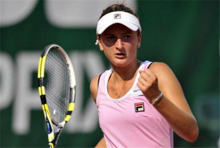 Irina Begu a ajuns in optimile turneului de la Madrid