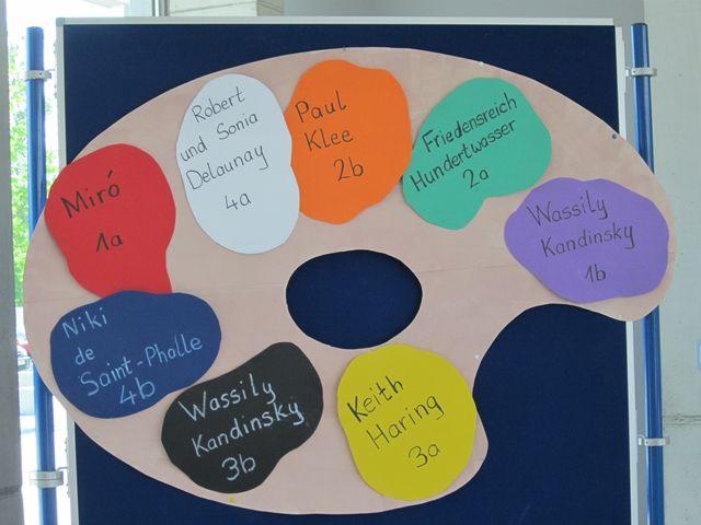 Kunst Projektwoche Grundschule Heimerdingen Schule Grundschule Kunstunterricht