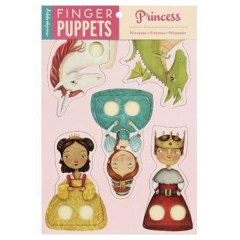 Marionnettes à doigts princesses Eden 1 an d'amour sur Mes Envies