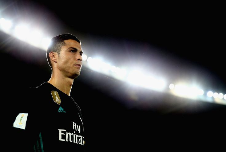 Cristiano Ronaldo Photos - Cristiano Ronaldo of Real Madrid looks on during the FIFA Club World Cup UAE 2017 match between Al Jazira and Real Madrid CF on December 13, 2017 in Abu Dhabi, United Arab Emirates. - Al Jazira v Real Madrid CF - FIFA Club World Cup UAE 2017