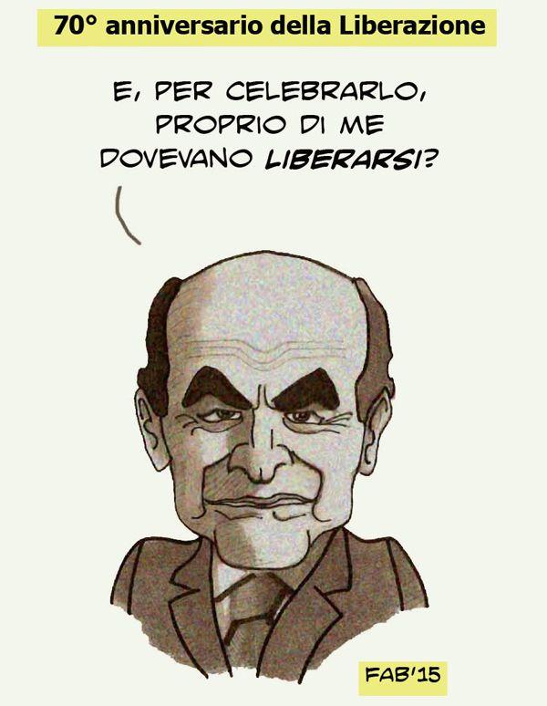 #IoSeguoItalianComics #satira #politica #25 #Aprile #Liberazione #Italy