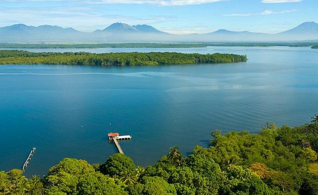 Jiquilisco Bay, El Salvador