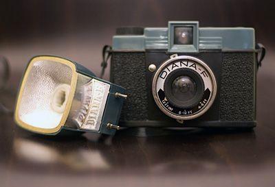 Diana-F - Diana camera