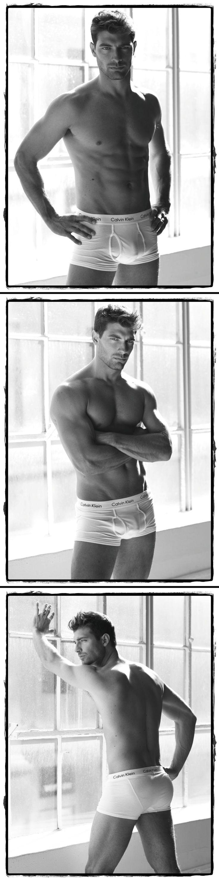 #Man #underwear #body #CalvinKlein #male