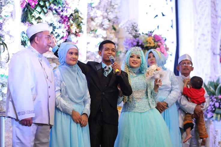 Christy & Alfan Wedding by LAKSMI - Kebaya Muslimah & Islamic Wedding Service - 006
