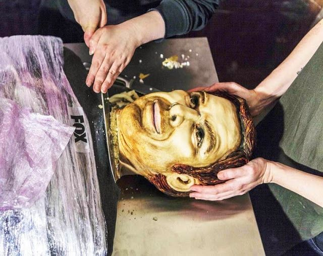 Os bolos assustadores de Annabel de Vetten. | Cultura | ChiadoNews