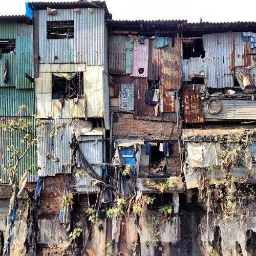 Dhravi Slum, Mumbai, India; Courtesy of Flickr User ToGa Wanderings; Licensed via Creative Commons