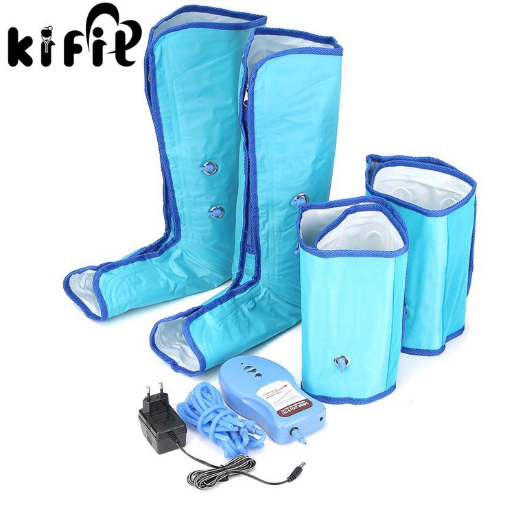 ==> [Free Shipping] Buy Best KIFIT Ankle Therapy Massage Slimming Legs Foot Massager Air Compression Leg Wrap Boot Socks Heating Sauna Belt Relax Vibrator Online with LOWEST Price | 32814270487