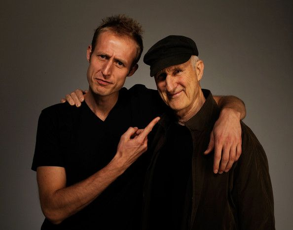 I happen to have a thing for James Cromwell, and that's fine. His son is just a young him, and that's fine too!