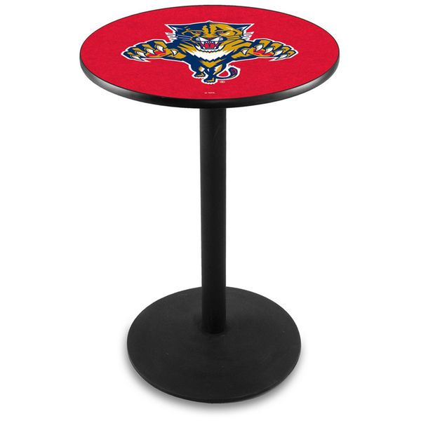 "Florida Panthers 42"" Round Foot Pub Table - $329.99"