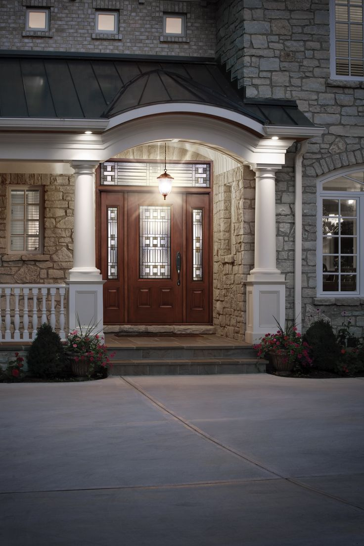 9 best images about therma tru entry doors on pinterest for Therma tru garage doors