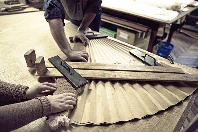 Maitre plisseur _ origami haute couture