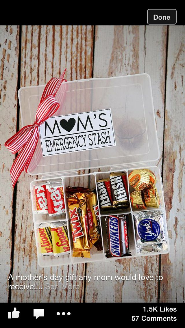 For the Mom's