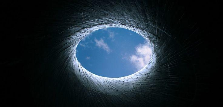 concrete skylight #architecture #skylight #design