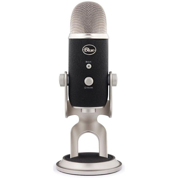Blue Yeti Pro USB Microphone or just blue veti microphone