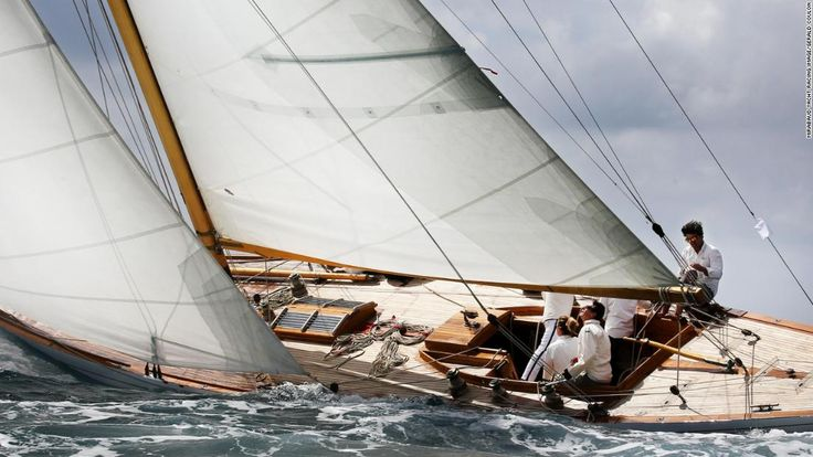 Each year the Mirabaud Yacht Racing Image hosts a contest to find the top yacht …
