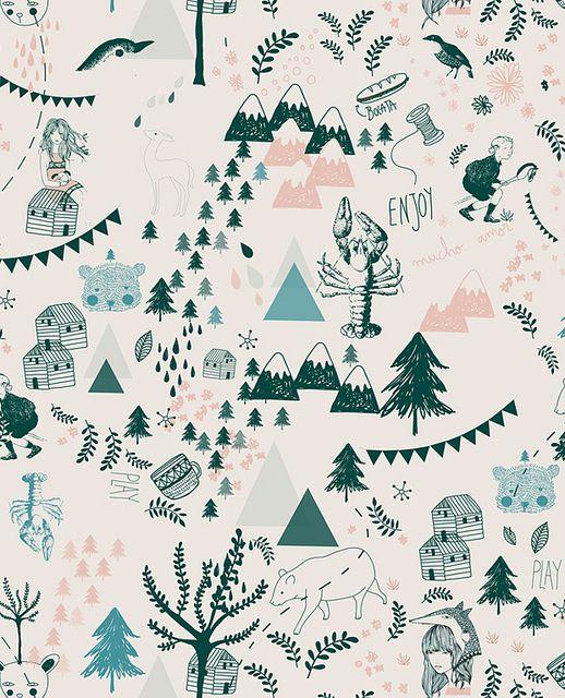 Pattern MissDesidia Flickr