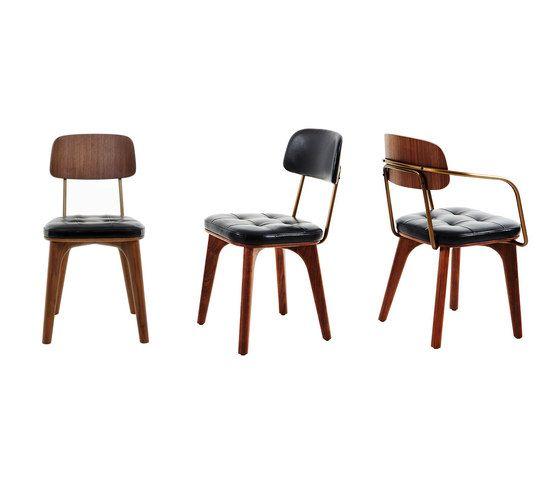 Utility Armchair U By Stellar Works Architonic Seating