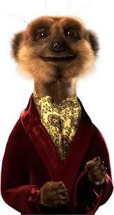 "compare the meerkat - Alexsandr Orlov. Simples. Oh, btw, Sergei - ""bubbles"". Aaah, bubbly! ;)"