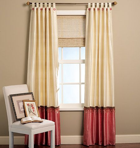 17 Best images about Window Treatment on Pinterest | Sewing ...