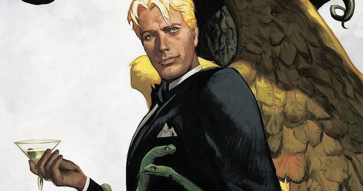 'Lucifer' TV Show Based on DC Comics' 'Sandman' Heads to Fox -- Fox has handed out a put pilot order for the DC Comics title 'Lucifer', which will be written by 'Californication' creator Tom Kapinos. -- http://www.movieweb.com/dc-comics-lucifer-tv-show-sandman-fox