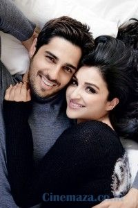 Here are the pictures from the latest photoshoot of Sidharth Malhotra & Parineeti Chopra. Both the actor are looking so cute in the picture, both of them are last seen in Bollywood movie Hasee Toh Phasee.