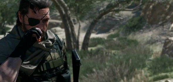 Assista a Metal Gear Solid V rodando no PlayStation 4