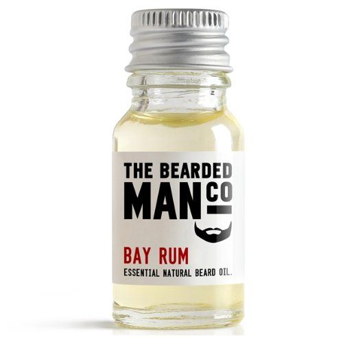 Bay Rum The Bearded Man Co Beard Oil Conditioner Male Grooming 10ml -- Find out more about the great product at the image link.Note:It is affiliate link to Amazon.