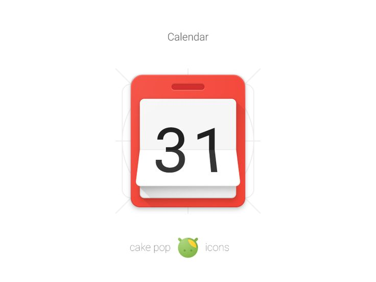 calendar by srini kumar   iconutopia   inspiration