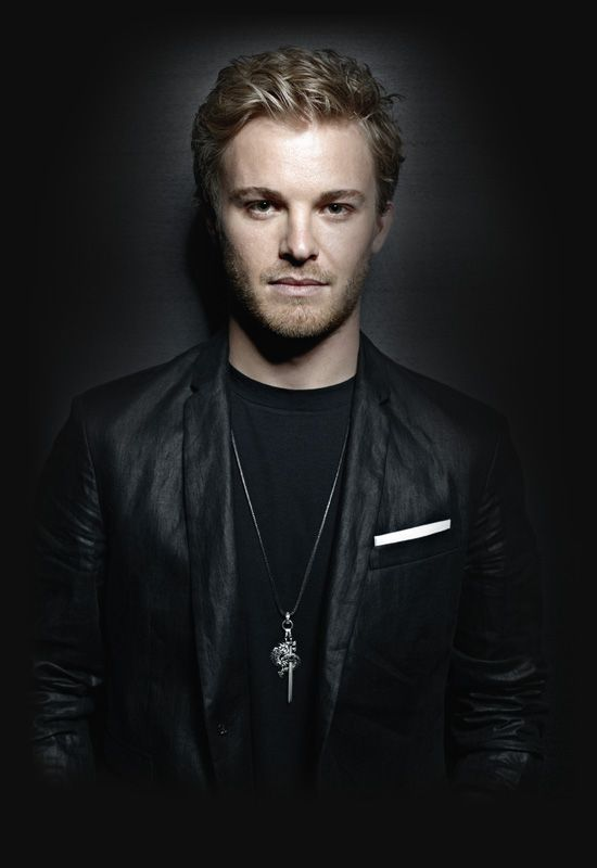 Three-time Grand Prix winner Nico Rosberg- Thomas Sabo sponsered him NOW he is set to be the new face of the THOMAS SABO REBEL AT HEART 2014 campaign #welove #ThomasSabo #NicoRosberg