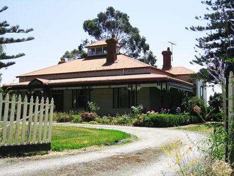 Country Farm Home