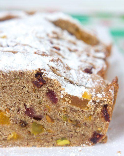 Stollen inspired best vegan gluten-free christmas recipes