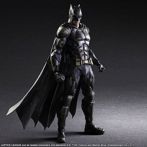 PLAY ARTS改 正義聯盟【蝙蝠俠 戰術服裝ver.】Justice League:Batman Tactical Suit ver. | 玩具人Toy People News