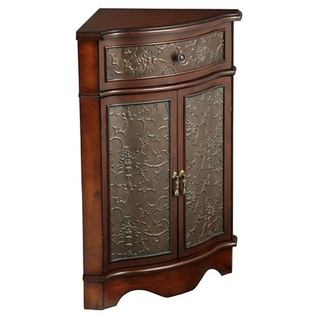 Found it at Wayfair - Antique Corner Cabinet in Walnuthttp://www.wayfair - Best 25+ Antique Corner Cabinet Ideas On Pinterest Crown
