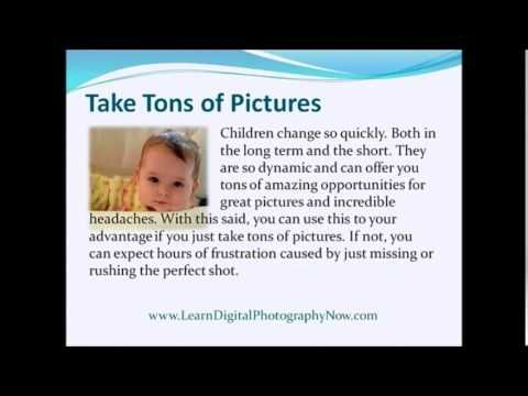 Baby Photography - Taking Baby Photos