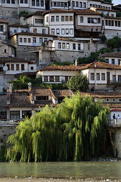Berati, Albania by Alan Grant