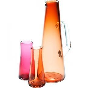Candy Coloured Glassware Set - Esque Studio