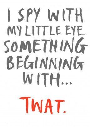Something Beginning With| SCRIBBLER
