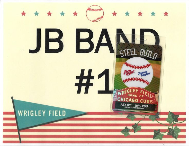 Jimmy Buffett Band #1 GREEN ROOM Sign Used at Chicago Wrigley Field-For Charity