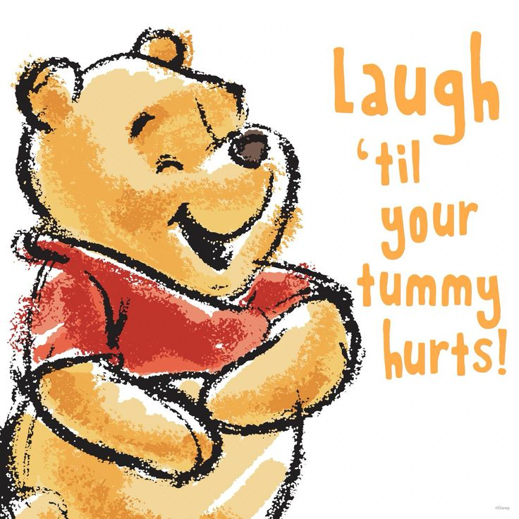 Laughter...the BEST Medicine