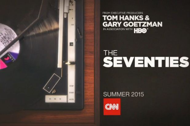 "The network's follow-up to ""The Sixties"" will also be executive produced by Tom Hanks, Gary Goetzman and Mark Herzog"