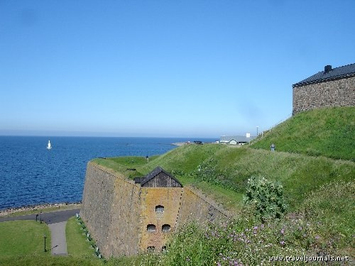 Varberg Fortress, Varberg, Sweden - The land of my ancestors and for the boys.... full Swedish nude beaches :)