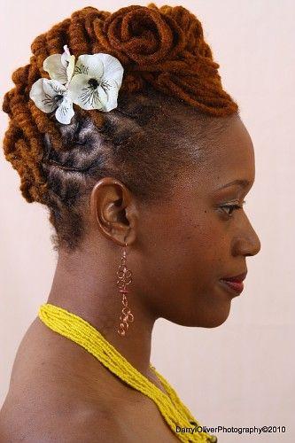 Fantastic 1000 Ideas About Black Women Dreadlocks On Pinterest Dreads Short Hairstyles For Black Women Fulllsitofus