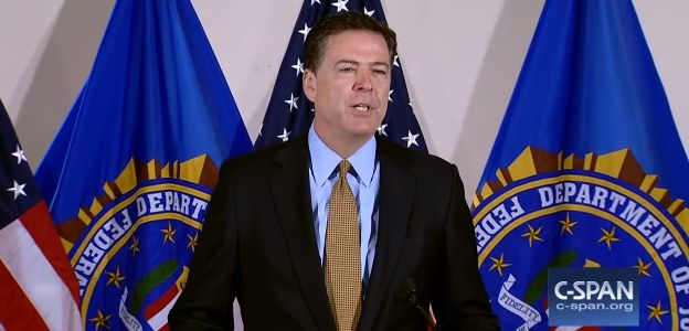 Comey Was Tricked Into Clinton Email Press Conference by Fake Russian Document