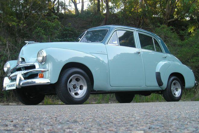 1956 Holden FJ Special Sedan