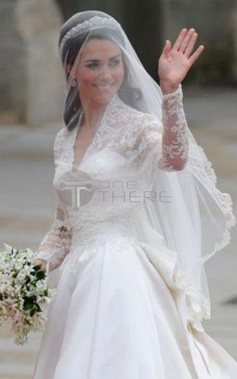 Kanten jurk Kate