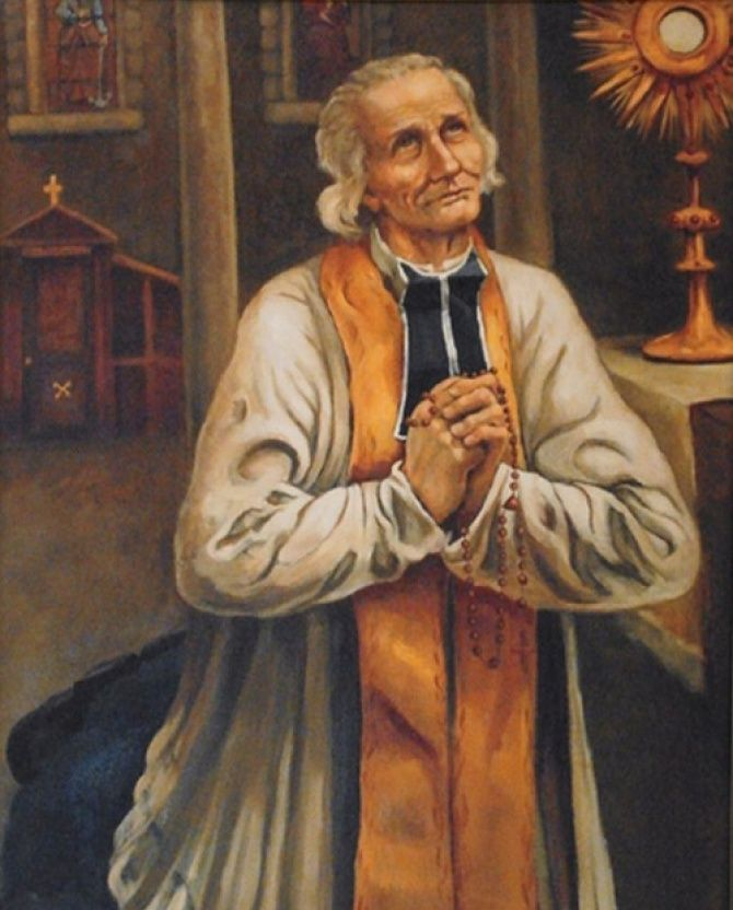 17 Images About John Bratby On Pinterest: 17 Best Images About St. John Vianney On Pinterest